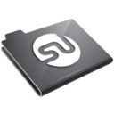 stumbleupon,grey icon