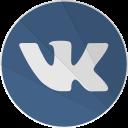 vk, network, media, modern media, social, social network, modern icon
