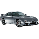 vehicle, mazda, sports car, automobile, transport, transportation, car, racing car icon
