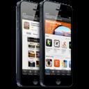 Apple, Ios, Iphone, Smartphone icon