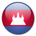 cambodia,flag,country icon