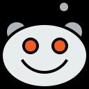 reddit, logo, social, media icon