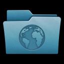 Folder Websites icon
