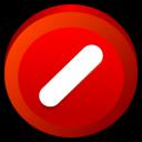 no, button, close, cancel, stop icon