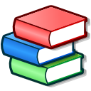 teaching, bookcase, book, read, learn, teach, reading, school, education icon