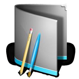folder, application icon