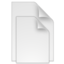 (toolbar) documents icon
