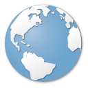 globe, blue, internet, planet, earth, browser, world, global, international icon