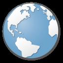 globe, blue, internet, planet, earth, browser, world, global, international icon