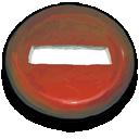 lock, subtract icon
