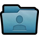 user, mac, account, folder, man icon