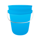 cleaning, water bucket, janitor, bucket icon