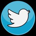 twitter, media, social icon