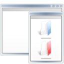 view,sidetree icon