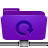 backup, violet, remote, folder icon