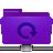folder, backup, violet, remote icon