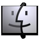 finder, dock icon