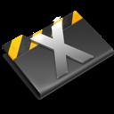 Black, System icon