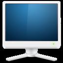 monitor, computer, fax, screen icon