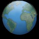 Earth, Globe, Planet icon