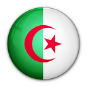 flag, algeria, of icon