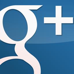 gloss, blue, googleplus icon