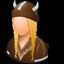Historical Viking Female icon