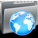 site, folder icon