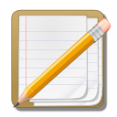 document, text, editor, file icon