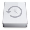 mini,time,machine icon