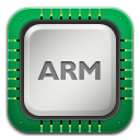 cpu ARM icon