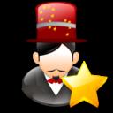 Fav, Magician icon