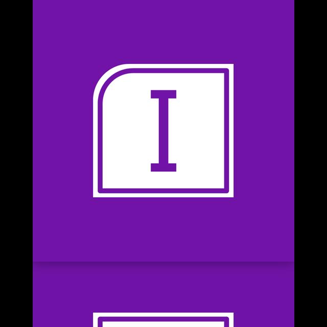 mirror, infopath, alt icon