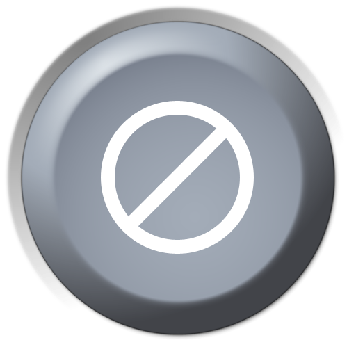 cancel, no, stop, remote icon