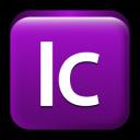 incopy, adobe, cs icon