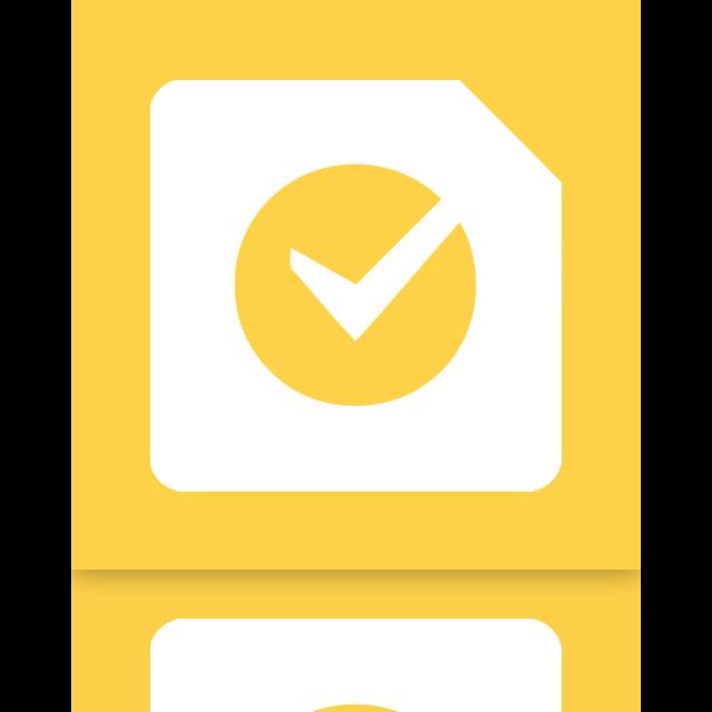 google, mirror, tasks icon