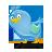 twitter,animal,bird icon