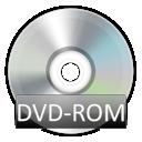 Dvd, Rom icon
