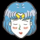 merkurius girl icon