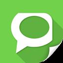 talk, business, websites, communication, network, technorati icon