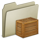 lightbrown,box icon