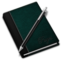 green, page icon