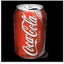 Coca Cola Smudge icon