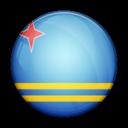 flag,aruba,country icon