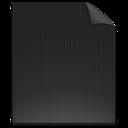 file,blank,empty icon
