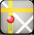 Maps, Pin icon