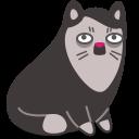 Cat, Moustache icon