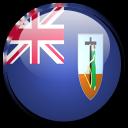 montserrat, country, flag icon
