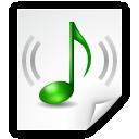 pn, plugin, realaudio, audio icon