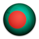 flag, bangladesh, of icon